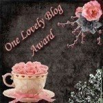 Lovelyblogaward