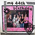 My 44th Birthday